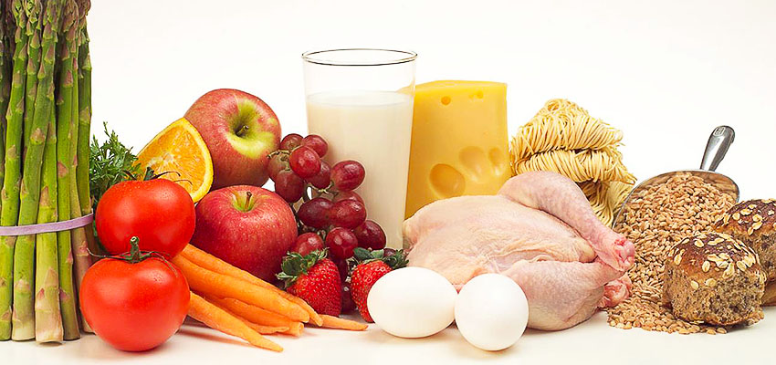 Правильное питание и продукты для роста мышц