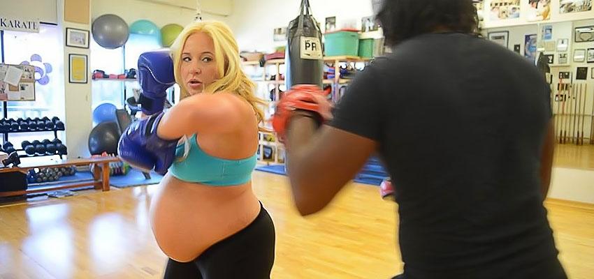 Контактные виды спорта во время беременности