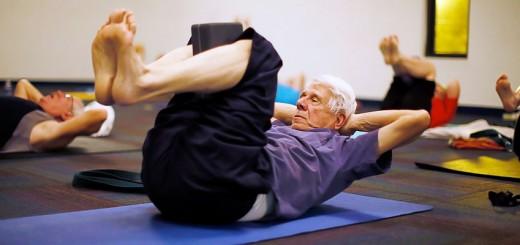 Фитнес за 50: особенности для пожилых людей