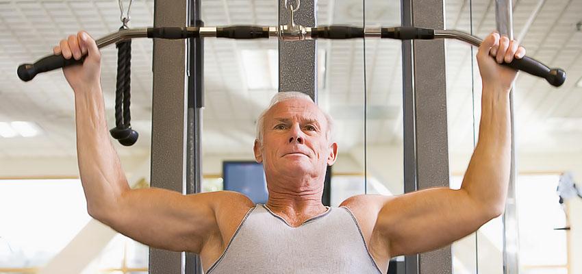 Фитнес за 50