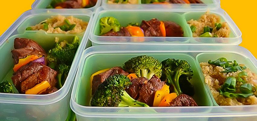 Как организовать фитнес питание