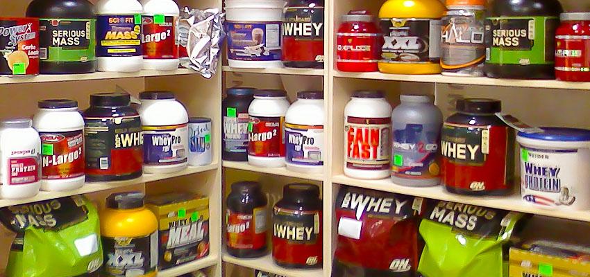 Спортивное питание при занятиях фитнесом