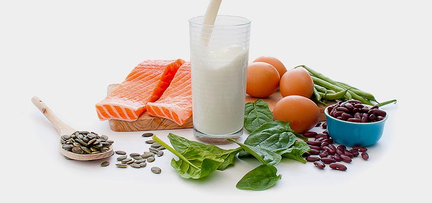 Питание для роста мышц в домашних условиях