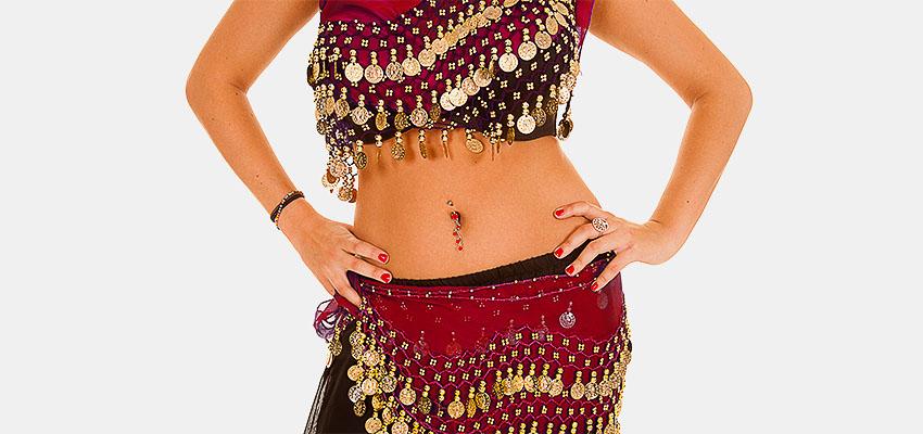 сценическая одежда для танца живота