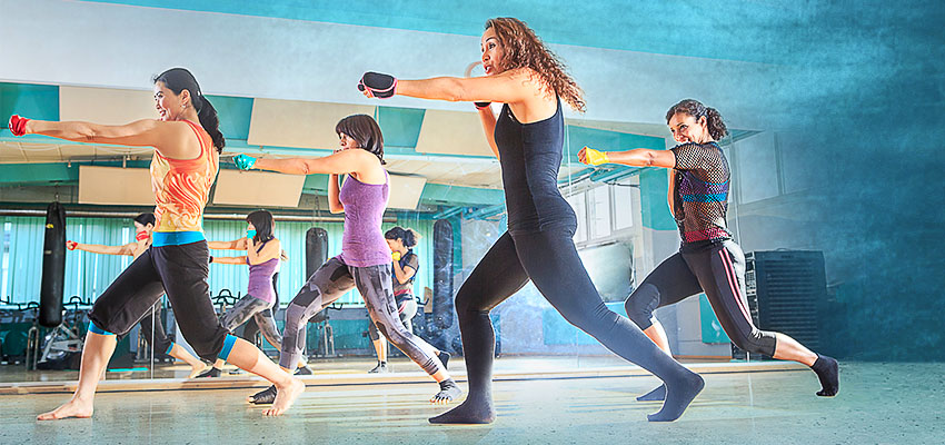 Вид фитнеса пилоксинг