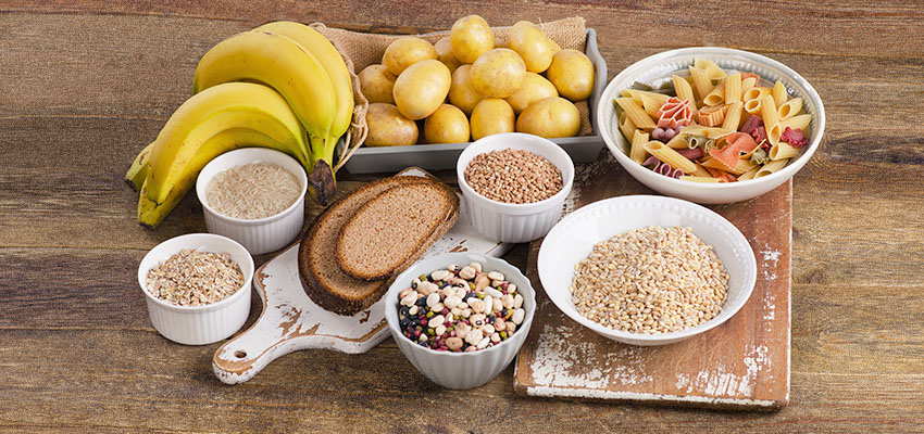 "The ""right"" carbohydrates:"