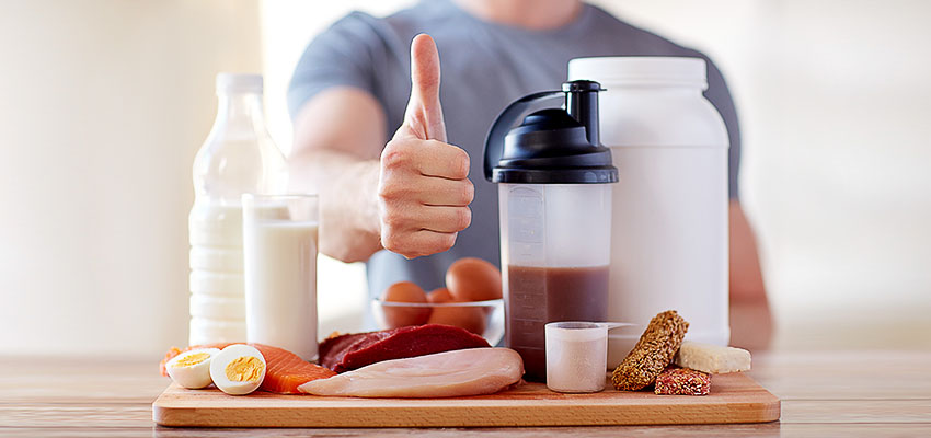 Что такое правильное сбалансированное питание