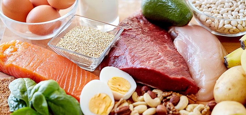 Схема и режим питания