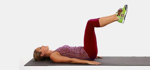 Обратные скручивания: техника выполнения упражнения