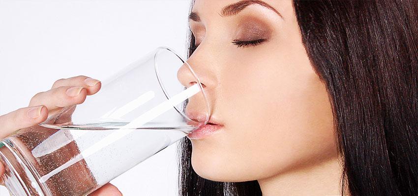 Вода при сушке тела