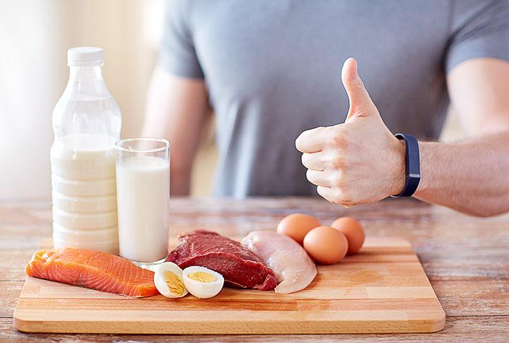 белки для набора мышечной массы