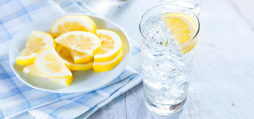 Свойства воды с лимоном