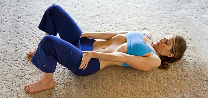 Упражнение вакуум для живота – правильная техника выполнения