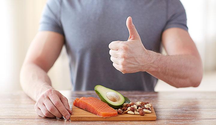 Жиры для набора мышечной массы