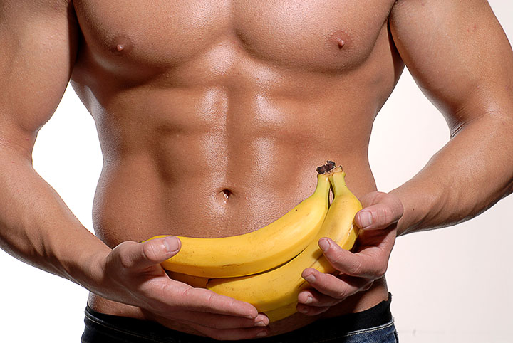 Ценность бананов для спортсменов