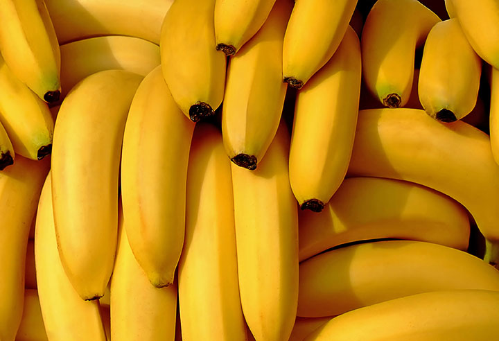 Ценные свойства бананов