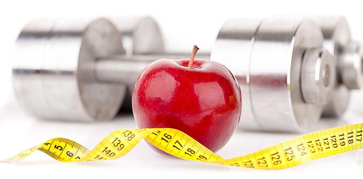 Польза яблока после тренировки