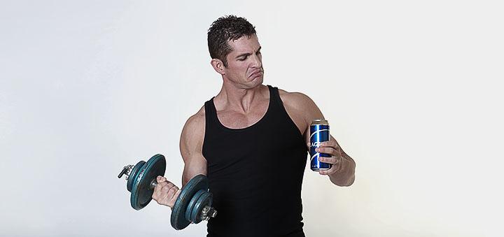 Вред алкоголя после тренировки