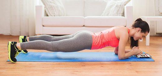 Упражнение планка: разбираемся, как делать правильно