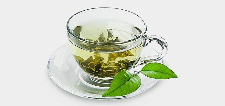 польза зеленого чая после тренировки