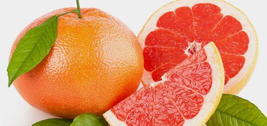 Грейпфрут после тренировки