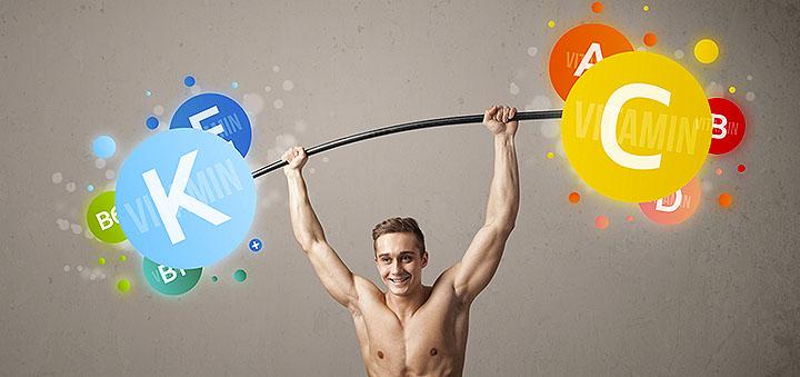 Мужские витамины для спорта