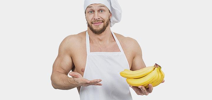 бананы и спорт