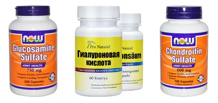 препараты хондропротекторы