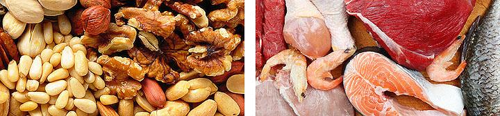 Полезные белки