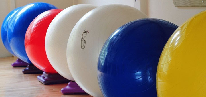 разноцветные мячи