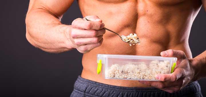 как употреблять рис спортсмену