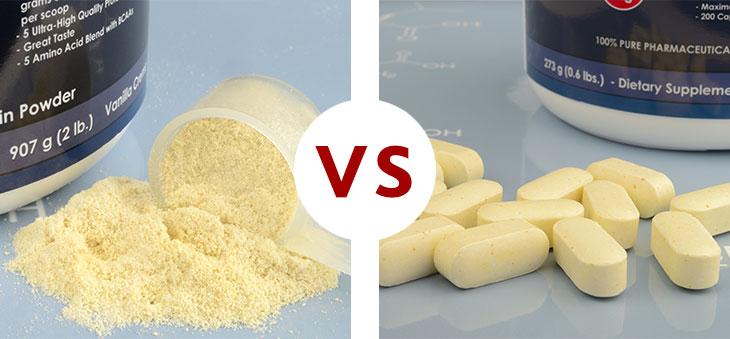 аминокислоты или протеин