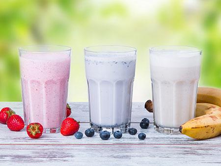 йогурт как источник белка