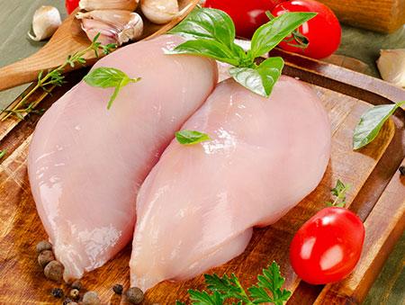мясо птицы источник белка