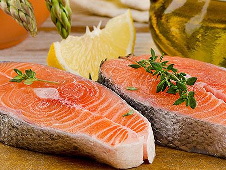 рыба источник белка