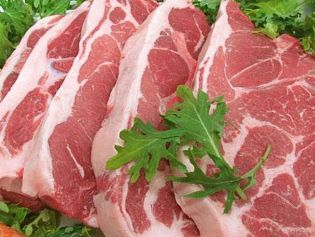 свинина источник белка