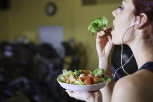 Что можно кушать перед тренировкой?